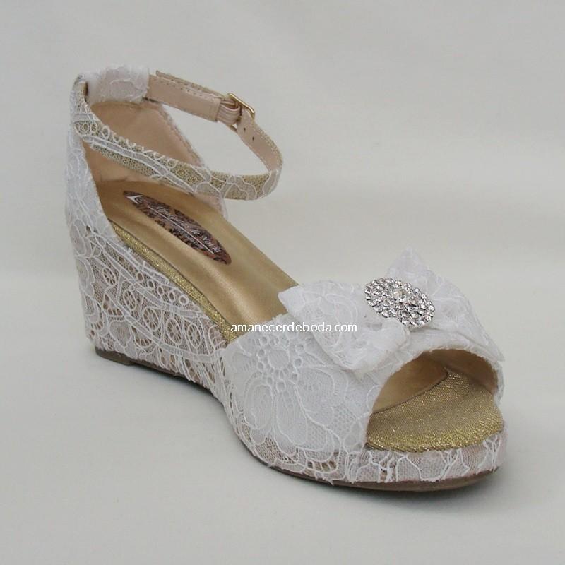 Alpargata-sandalia-novia