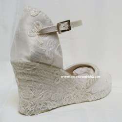 Alpargatas novia Minerva