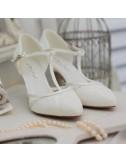 Zapatos de novia Jasmine