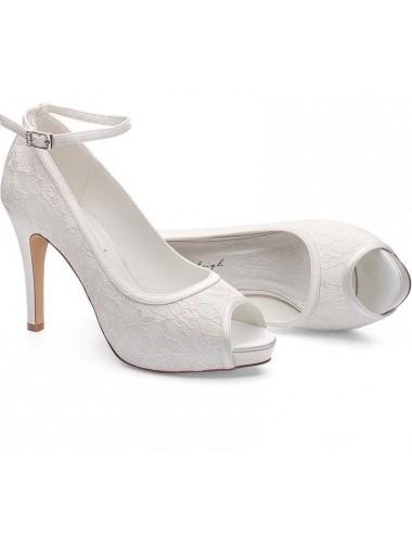 Zapatos novia Leila