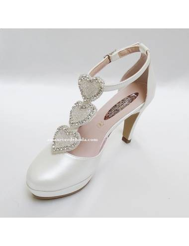 Zapatos de novia Carol