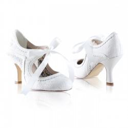Zapatos novia Sophia