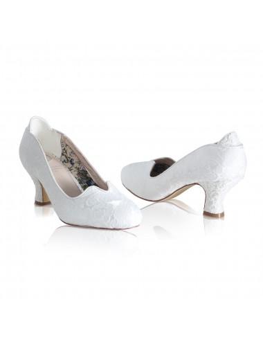 Zapatos Novia Vivian
