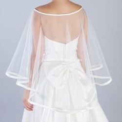 Capa de novia Pisardi