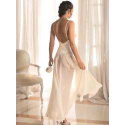 Camison largo novia amada