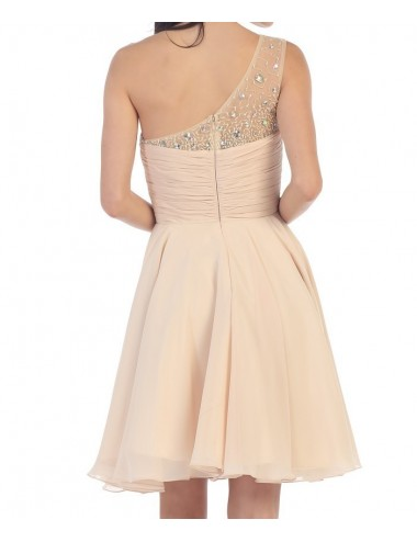 Vestido corto boda Viola