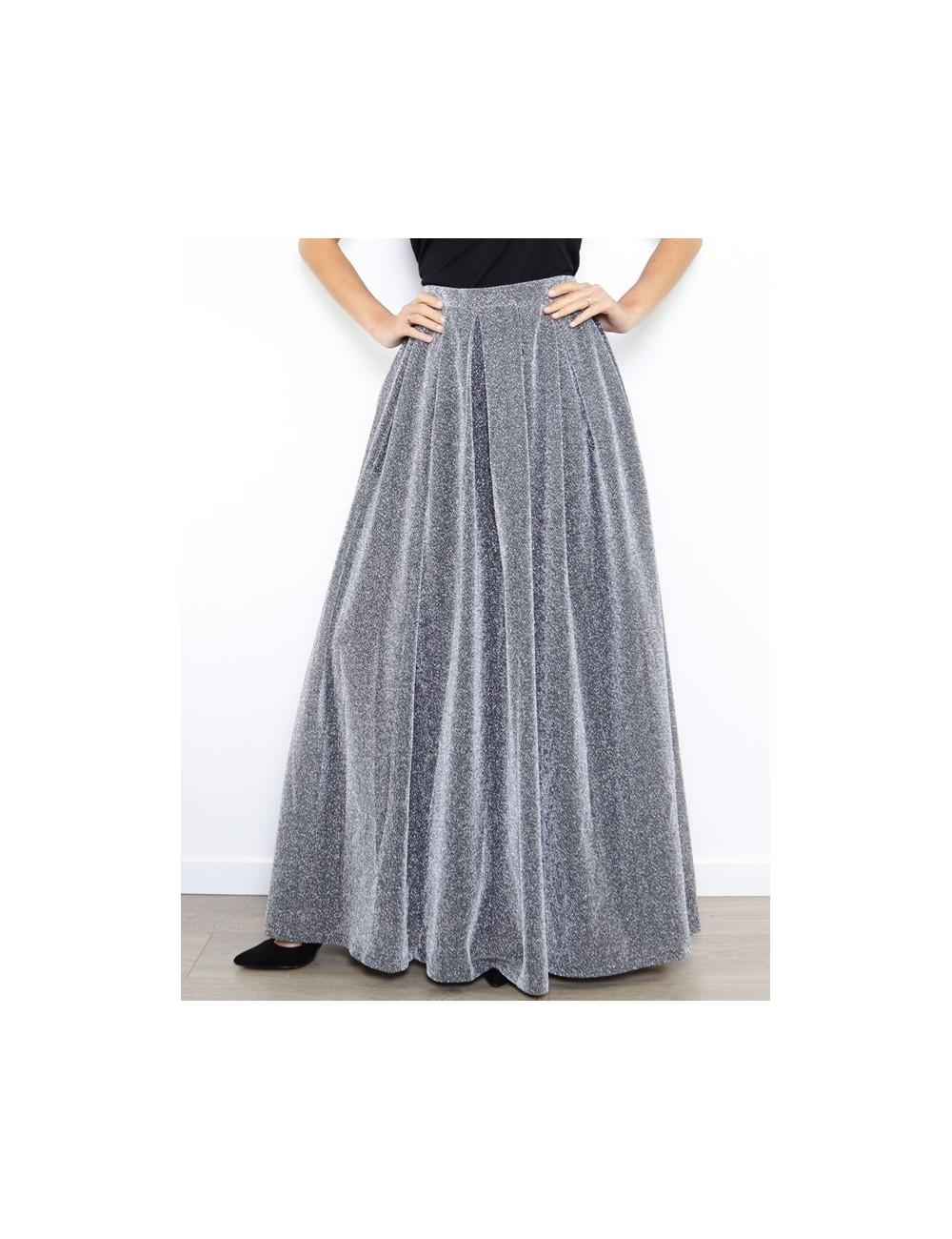 Faldas largas fiesta