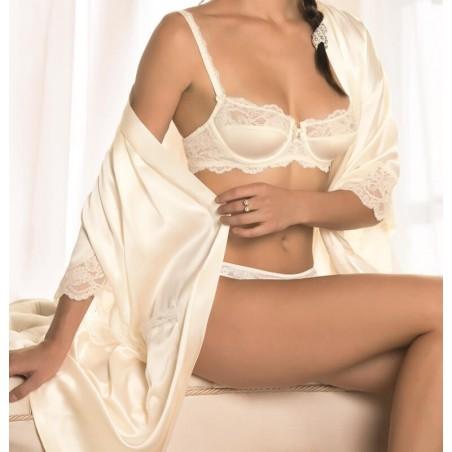 Bata de seda novias Blake