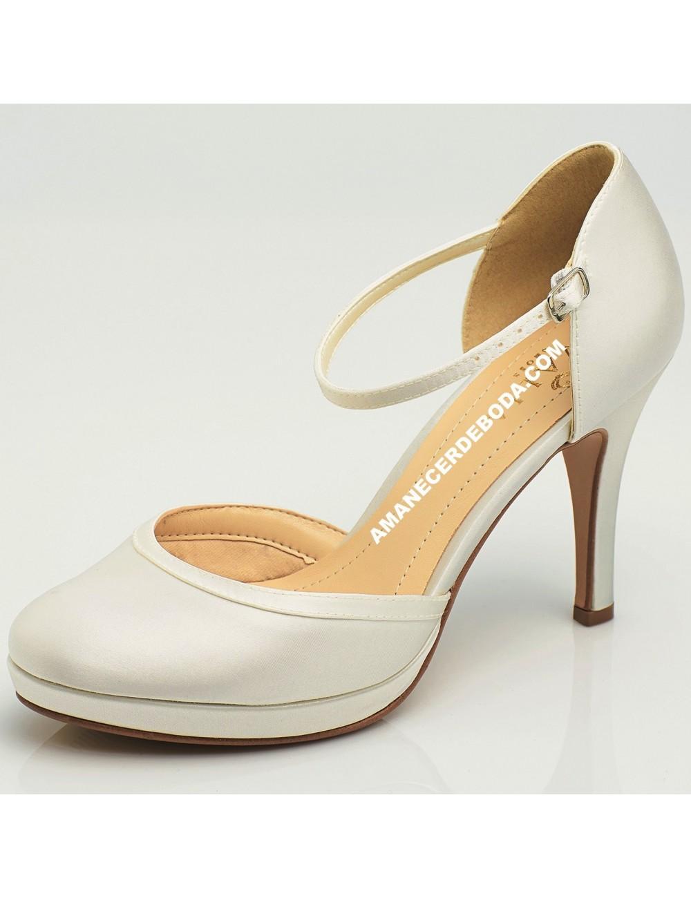Zapatos novia Donna