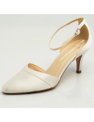 Zapatos de novia Mirna