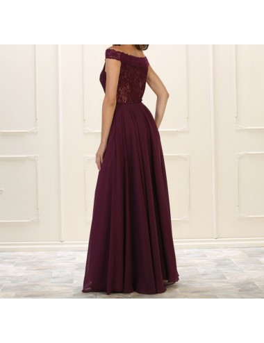 Vestido largo invitadas