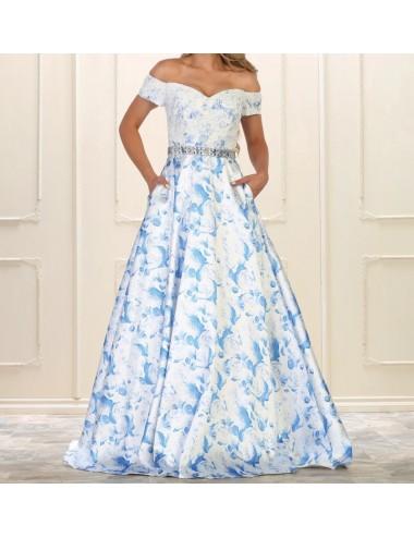 Vestido de fiesta Samary