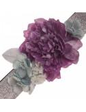 Cinturon Flores Anabella