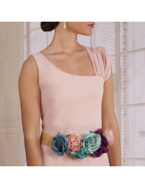 Cinturón Flores Antonella