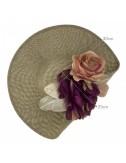 Sombreros y pamelas de boda