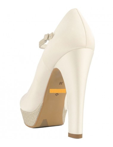 Zapatos de Novia Altos