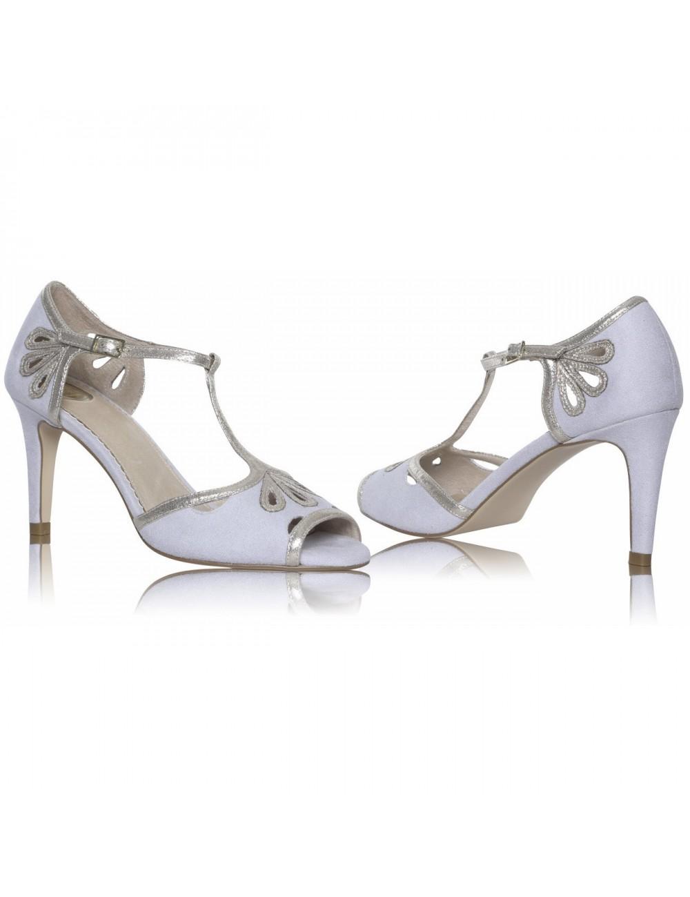 Zapatos Novia Color Comodos