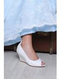 Sandalias de novia Atenas