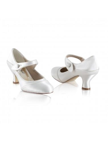 Zapatos Novia Bajos