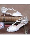 Zapatos novia Vintage Oslo