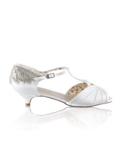 Zapatos Novia Tacones muy bajos