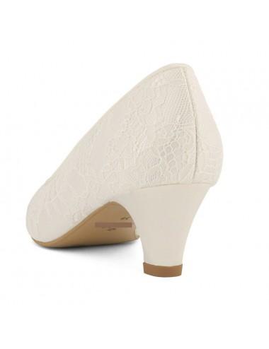 Zapatos Novia Lara