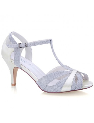 Zapatos Novia tacón medio