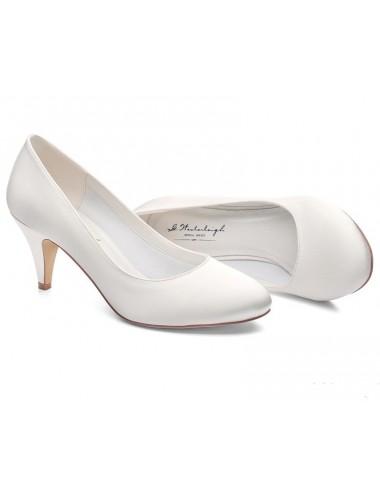 Zapatos bajos Novia