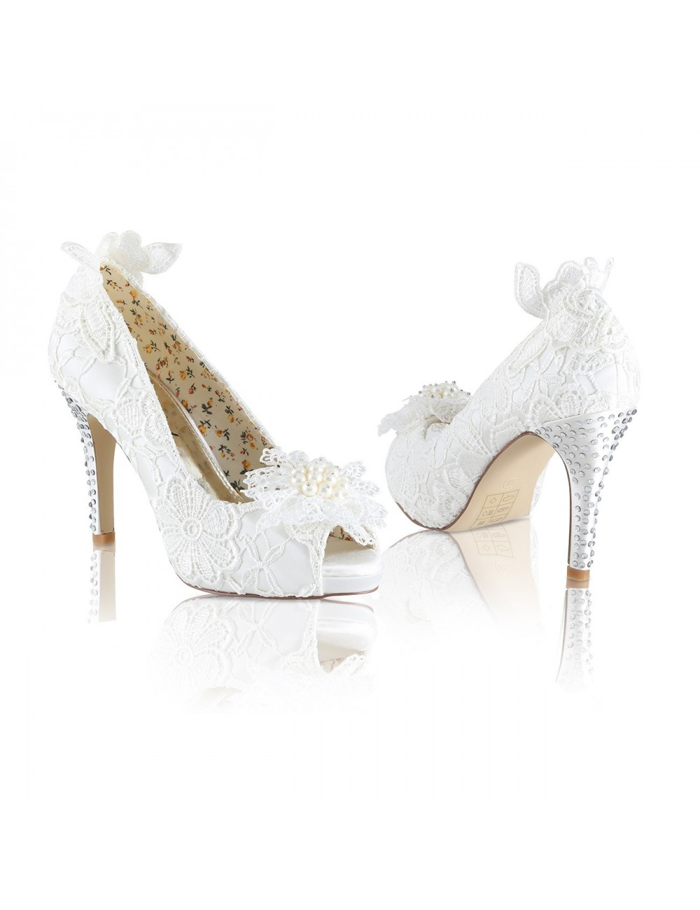 Zapatos Novia Fancy