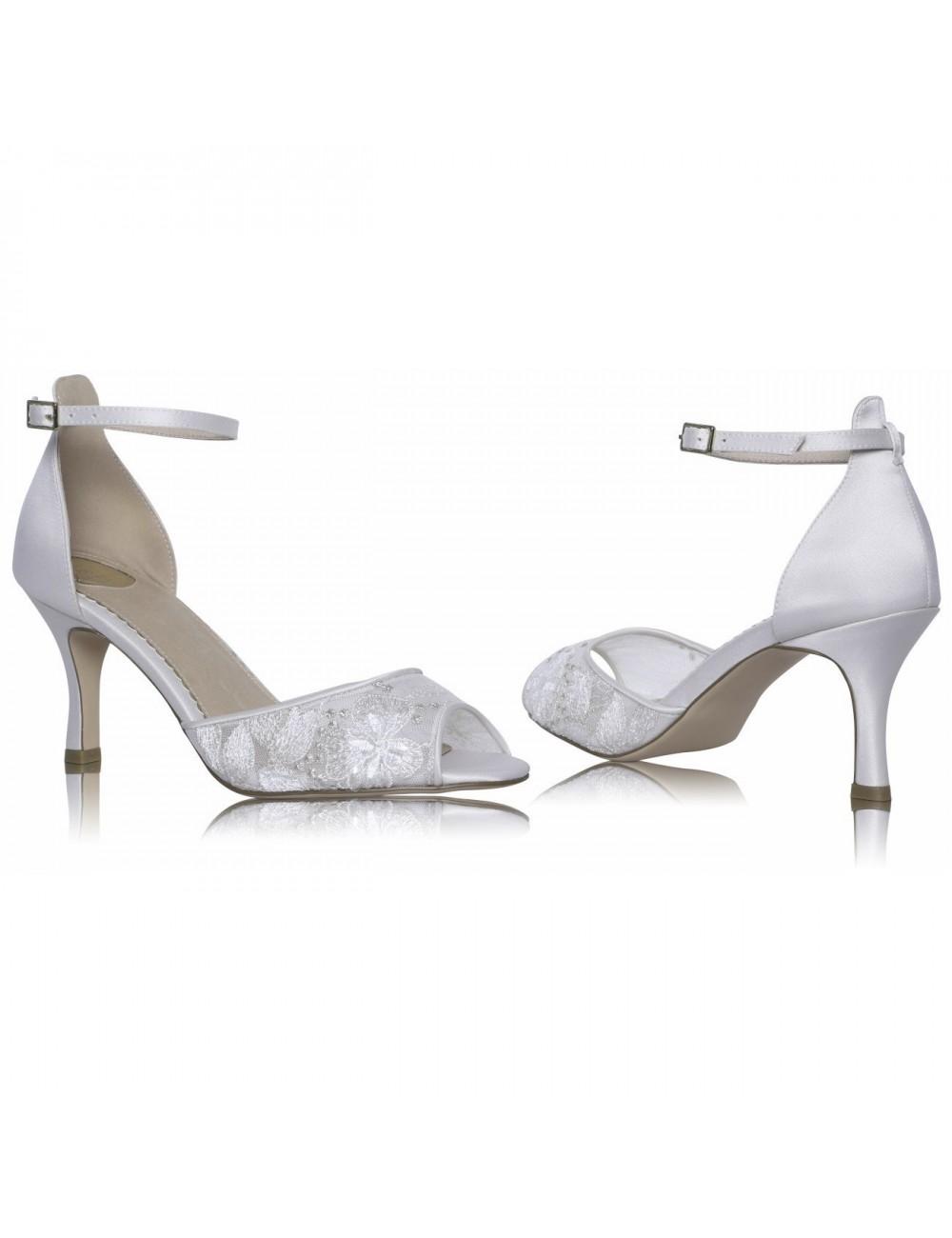 Zapatos de novia Lexy