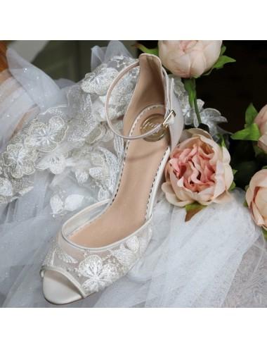 Zapatos Novia Naomi