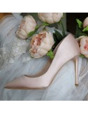 Zapato Novia Meghan Markle