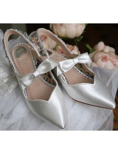 Zapatos Novia Tanya