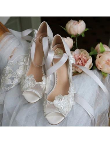 Zapatos Novia Queen