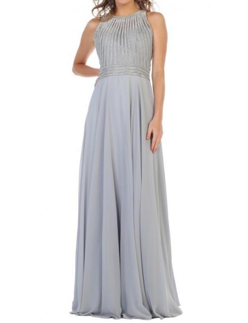 Vestido Largo boda Lucine