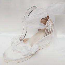 Bridal Espadrilles Lena