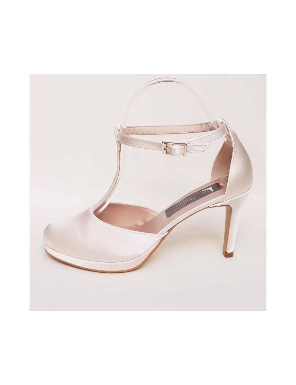 Zapatos de novia Claudia