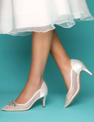 Bridal Shoes Becky