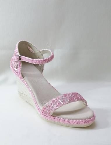 Alpargatas Fiesta Pink