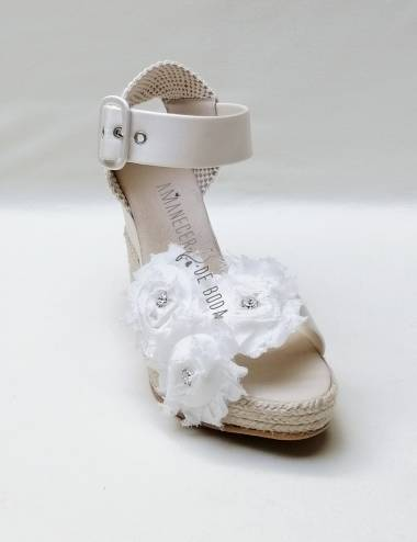 Bridal Espadrilles Ava