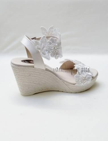 Bridal Espadrilles Basia