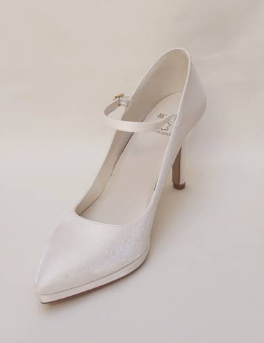 Zapatos Novia Tacón Elegantes