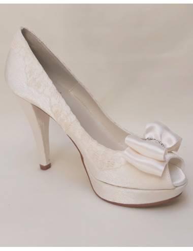 Zapatos Novia altos