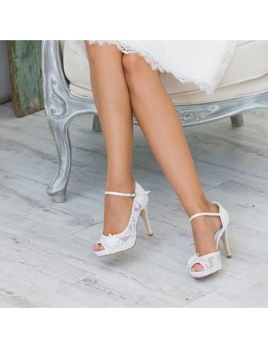 Zapatos Novia Lola